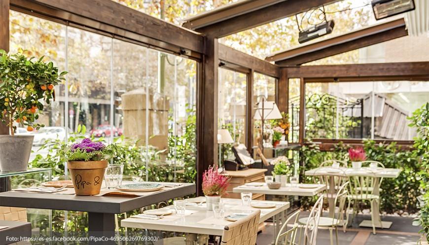 Las mejores terrazas de invierno en Madrid