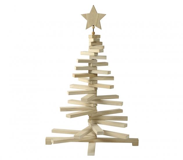 Árbol de navidad original para la casa