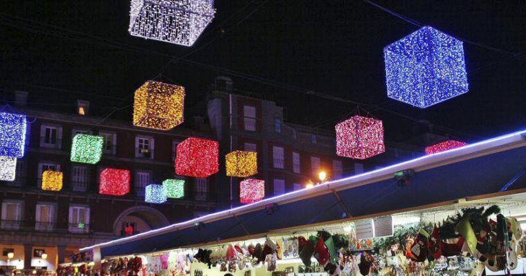 Plaza Mayor Navidad