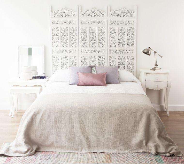 Cabeceros ideales para decorar el dormitorio blog de for Cabeceros de cama originales