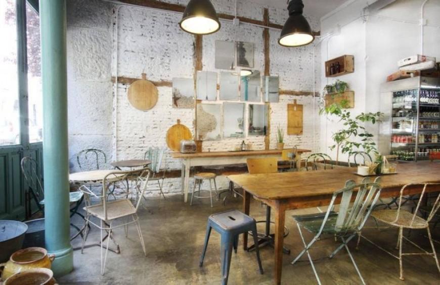 5 sitios de comida saludable en Madrid