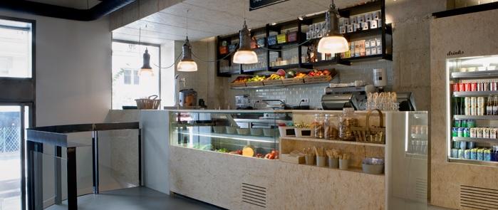 Restaurante Magasand