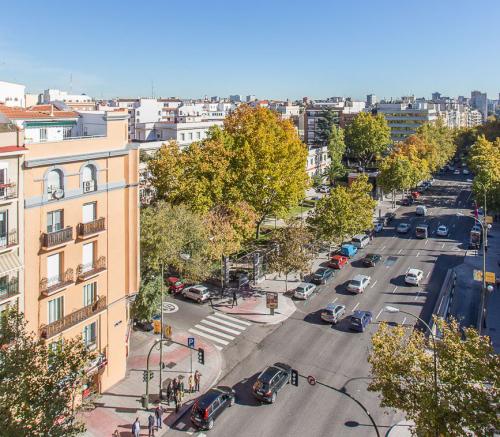 Chamberí: aspectos generales, situación y demografía