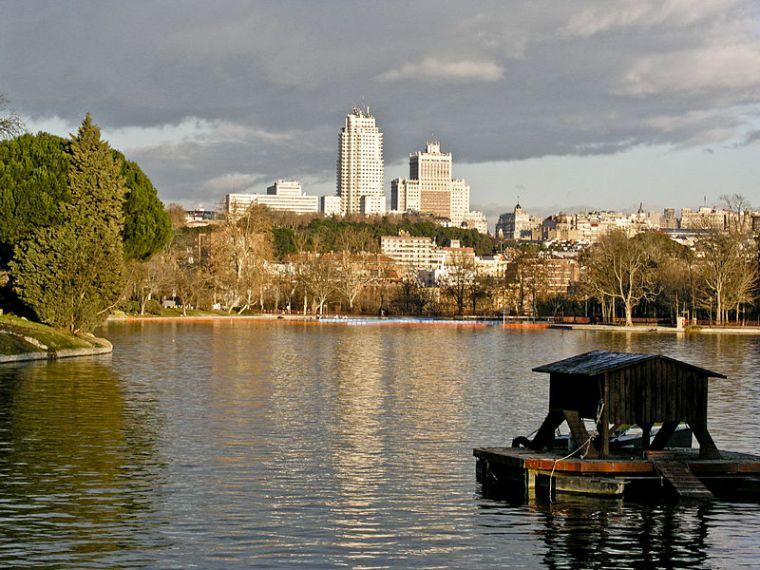 Los planes más románticos en Madrid