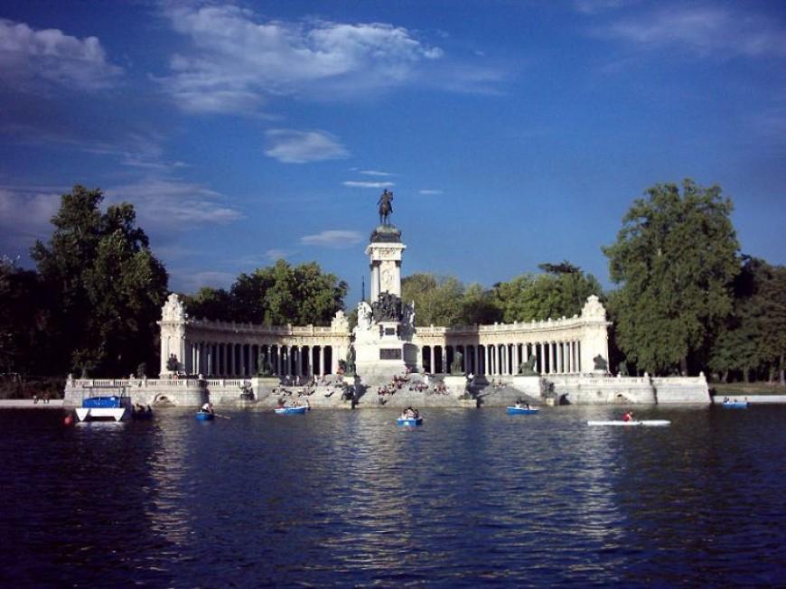 Retiro y su maravillosa arquitectura