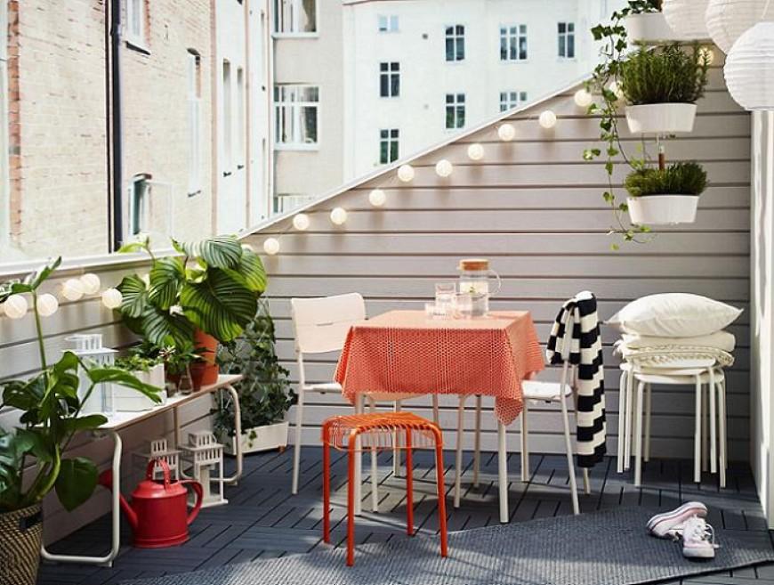 Claves para decorar la terraza